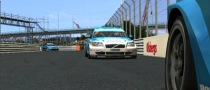 Volvo S40 and 850 Estate Starring in Volvo - The Game