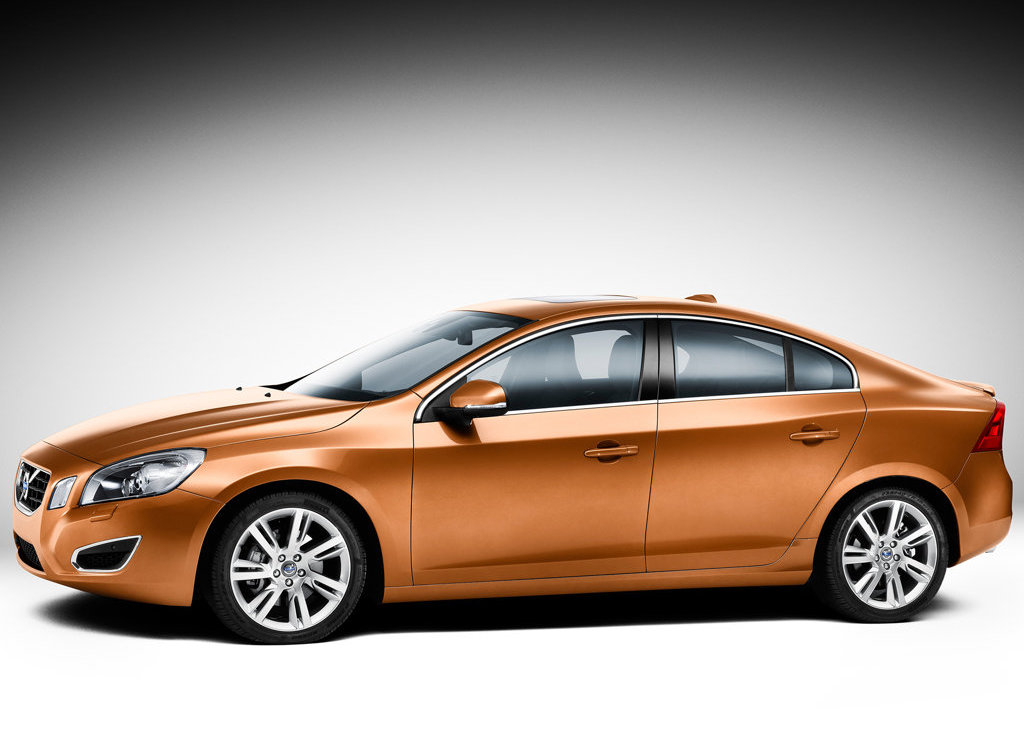 Volvo S60 Previewed on Youtube - autoevolution