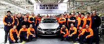 Volvo S60L Production Starts in China [Photo Gallery]
