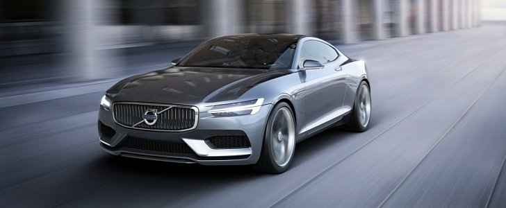 Volvo S90 Coupe Still Considered For Production, Might Be ...