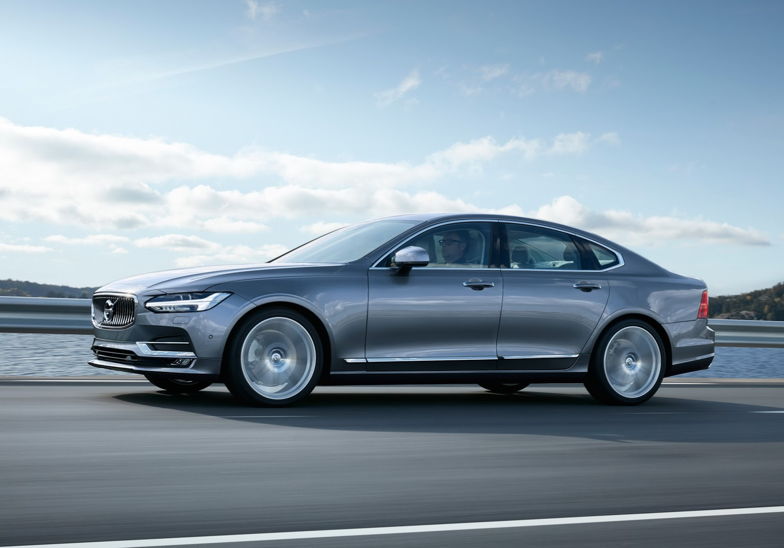 2016 Volvo S90's Full Specifications Revealed - autoevolution