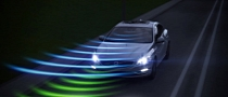 Volvo Shows Off Active High Beam Control Technology [Video]