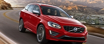 Volvo Shows R-Design S60, XC60 and V60 Models [Photo Gallery]