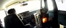 Volvo Station Wagon Gets Wood Burning Stove [Video]