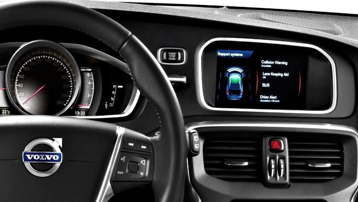 Volvo Teams Up With Ericsson to Create Cloud-Based Vehicle Infotainment System