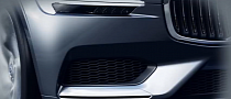 Volvo Teases New Concept Car [Video]