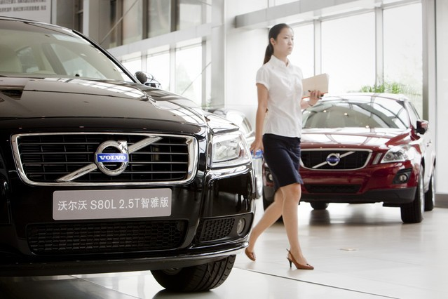 Volvo to Begin Production in China