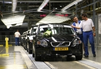 Volvo production facility