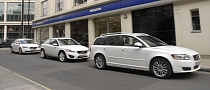 Volvo Tops CO2 Emissions Reduction in Europe