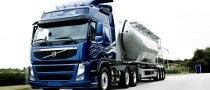 Volvo Trucks Begins Liquid Gas Field Testing