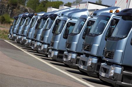 Volvo Trucks Debut Medium Heavy Engine Autoevolution