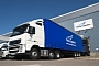 Volvo Trucks Delivers 34 New Tractors to Yusen Logistics
