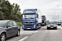 Volvo Trucks Develops Automated Queue Assistance Safety System