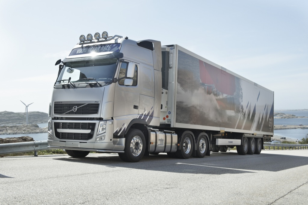 Volvo Trucks Introduces Ocean Race Limited Editions - autoevolution