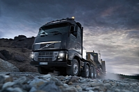 Volvo FH16 is a heavyweight champ