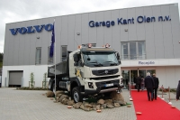 New dealership Garage Kant in Olen
