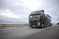 New Volvo FM truck photo