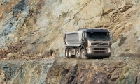 Volvo trucks sees significant downturn