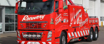 Volvo Trucks to the Rescue With M8 Recovery