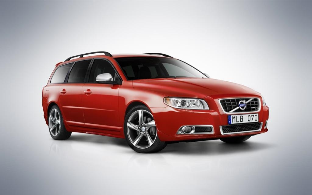 Volvo Uk Launches New D5 Engine Range Autoevolution