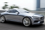 Volvo Unveils Concept Coupe - The Next-Generation P1800 [Video][Photo Gallery]