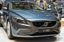 Volvo V40 Production Starts