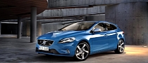 Volvo V40 R-Design and Cross Country Get UK Pricing