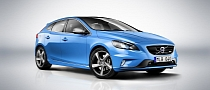 Volvo V40 R-Design Unveiled [Photo Gallery]