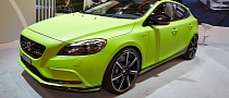 Volvo V40 T5 HPC Arrives at Essen 2013 [Live Photos]