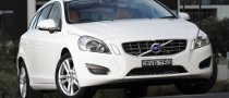 Volvo V60 Lands in Oz