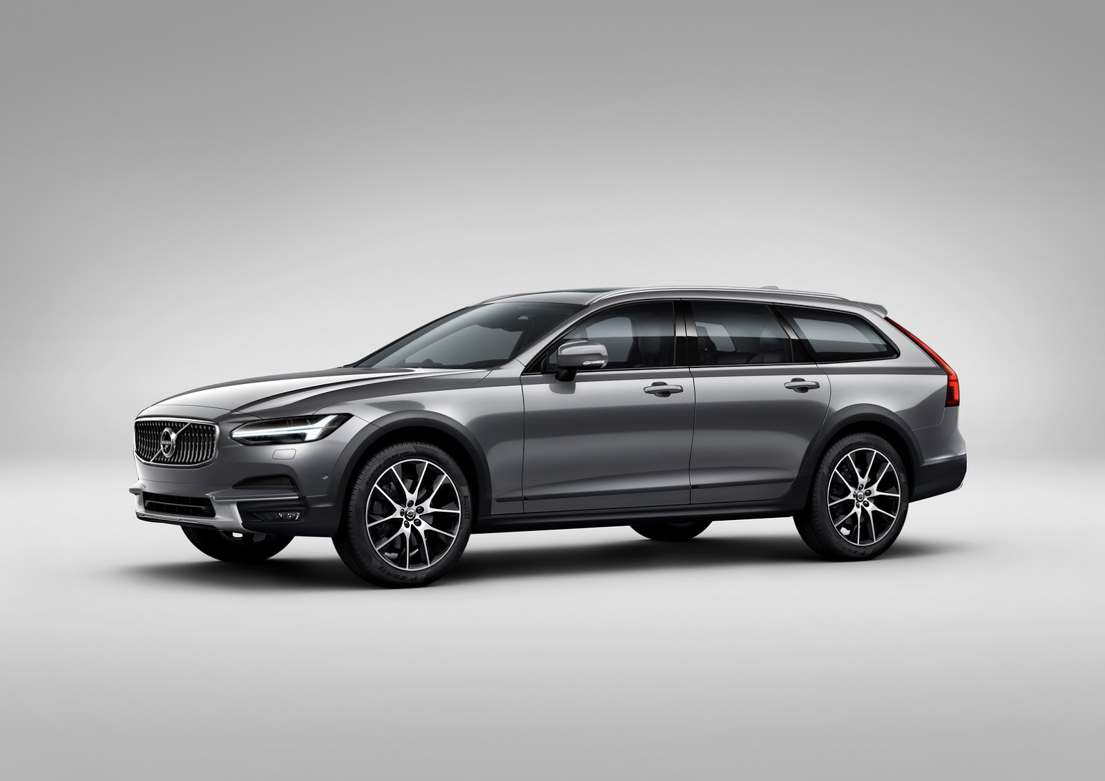 volvo v90 cross country revealed rugged wagon with swedish luxuryVolvo V90 Cross Country Paris #1