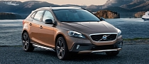 Volvo Working on Golf-Sized Hatchback, C60 Coupe