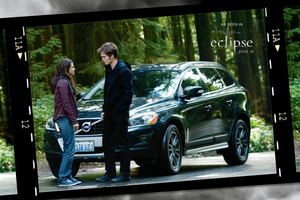 Volvo Xc60 Featured In The Twilight Saga Eclipse