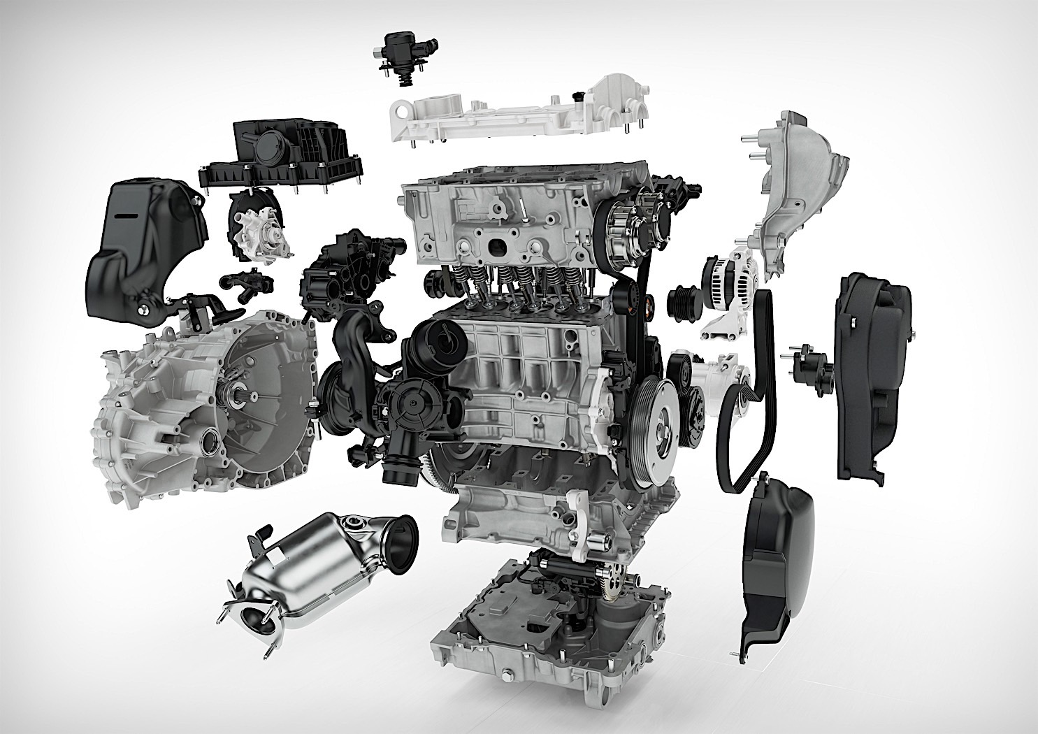 Volvo reveals new three-cylinder petrol engine for XC40