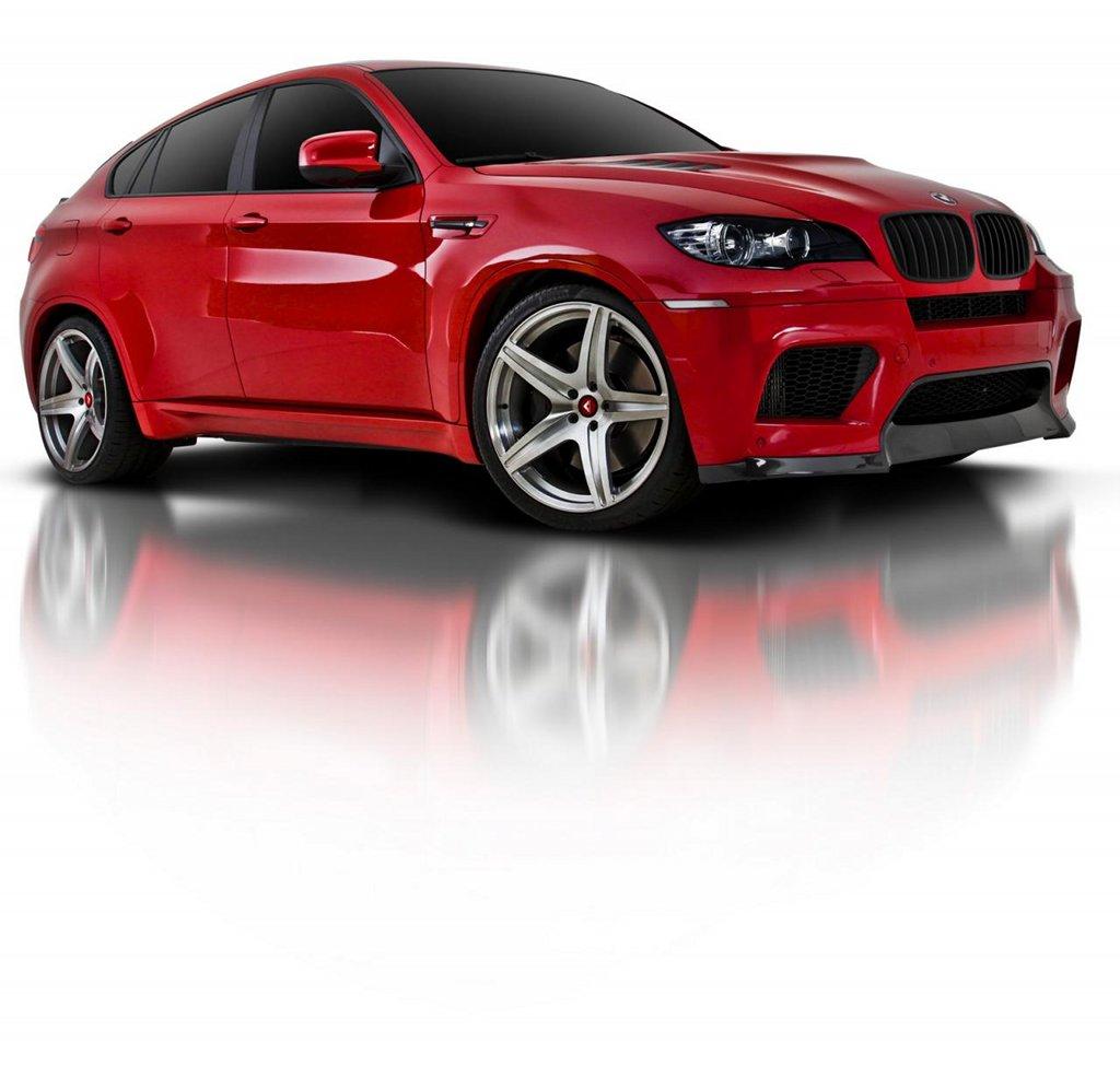 2010 Bmw X6 M Exterior: Vorsteiner BMW X6 M Video Released
