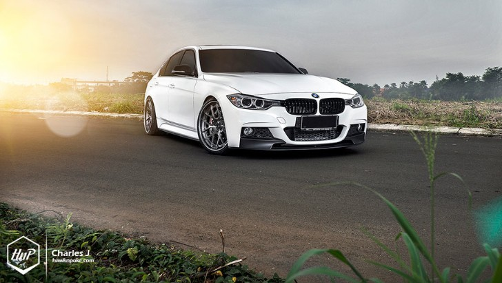 Vorsteiner M Performance BMW F30 3 Series Is Close to an M3 [Photo Gallery]