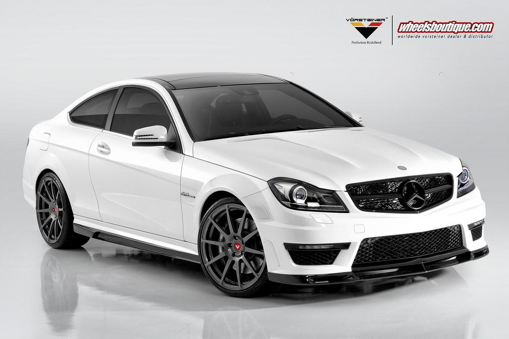 Vorsteiner mercedes benz c63 amg coupe for Mercedes benz c63 sedan