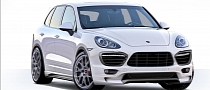 Vorsteiner Porsche Cayenne V-CT Kit Preview
