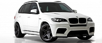 Vorsteiner Unveils Aero Kit for BMW X5 M [Video] [Photo Gallery]