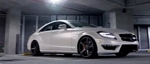 Vossen CLS63 AMG Lifestyle Short Film [Video]