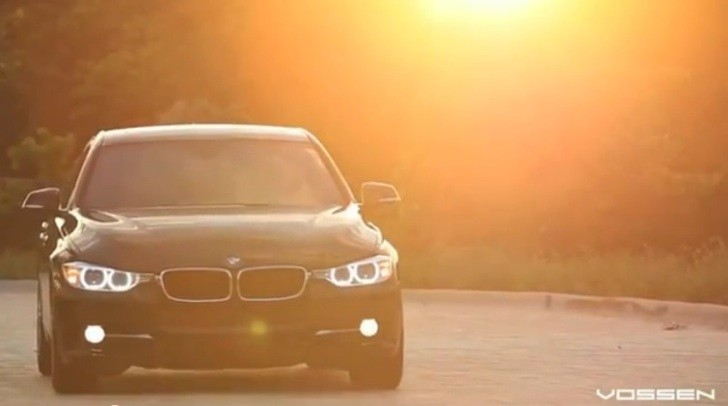 Vossen Wheel BMW 3-Series F30 [Video]