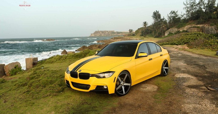 Vossen World Tour Hits Puerto Rico. Bumblebee BMW Makes the Introductions [Video]
