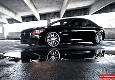 Vossen's CVT Wheels Are Back on a BMW 750Li M Sport [Video]