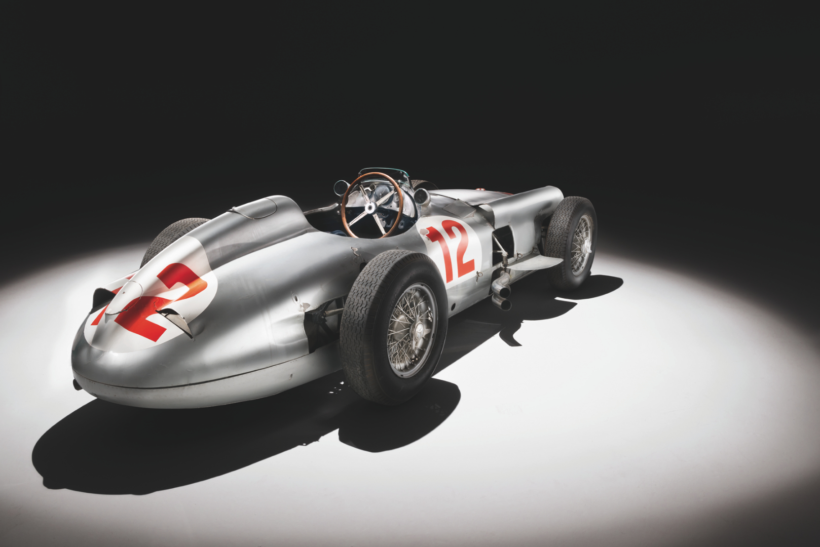 The Most Expensive Car In The World >> Vote for Fangio's Mercedes-Benz W196 in the 2013 Car of The Year - autoevolution