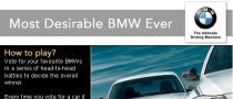 Vote for the Most Desirable BMW Ever and Win