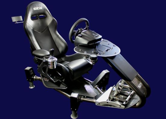 Vrx Imotion 3d Racing Simulator Autoevolution