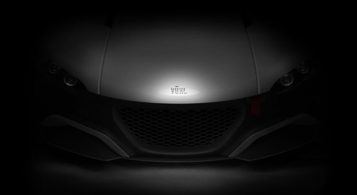 VUHL 05 Mexican Supercar Teased