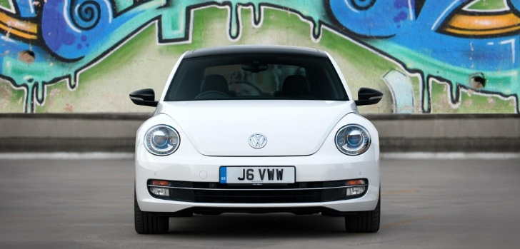 VW Adds Two New Engines to Beetle UK Range