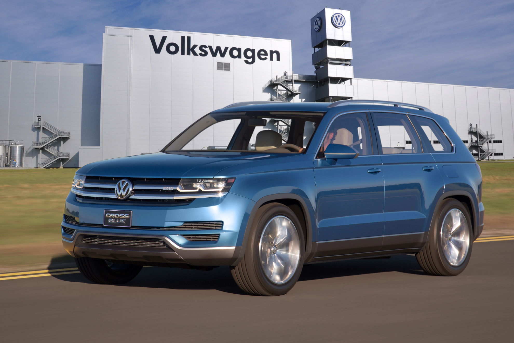 Volkswagen Decides To Break Tradition With New SUV Name, Still ...