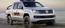 VW Amarok Dakar Rally Official Car